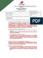 Evaluación Sumativa Ciencia Politica 1 y 2