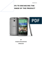 HTC- Ways to increase Brand Awareness