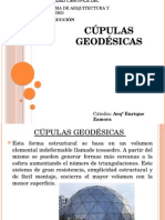 Cupulas Geodesicas 2013
