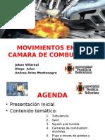 Movimientos en La Camara de Combustion 2