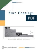 Recubrimientos de Zinc (Zinc Coatings)