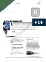 Medios de Transmisión y Cableado Estructurado (J.E. Fonseca)