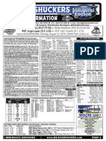 8.24.15 vs. MOB Game Notes