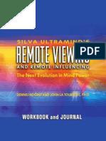 Silva Ultramind's Remote VIewing