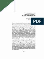 Benjamín Preciado- Ascetismo y renunciación.pdf