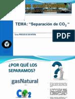 Separación de CO2