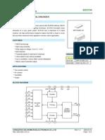 datasheet SC5104