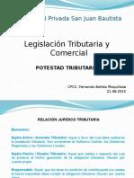 x Legislacion Tributaria y Comercial 2da. Sesion 2015 II