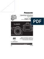 Panasonic Lumix DMC-FZ50 Manual