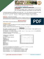 Ecuaciones no Lineales con Matlab