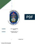 Seguridad Ciudadana en Santa Cruz de LA SIERRA