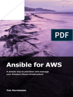 Ansible for Aws Sample