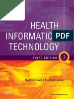Health Information Technology 2014