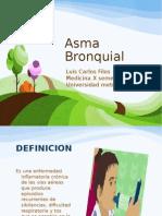 Presentacion de Asma Bronquial en Niños