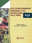 Los conocimientos indígenas y su protección legal en el Perú