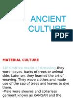 Ancient Culture
