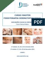 Curso Master em Fisioterapia Dermatofuncional