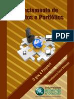 Gestão de Projetos e Portifolios