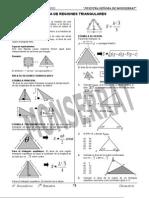 Área de Regiones Triangulares (1)