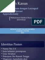 Case Anes Lm-App