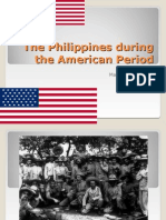 The Philippines During the American Period