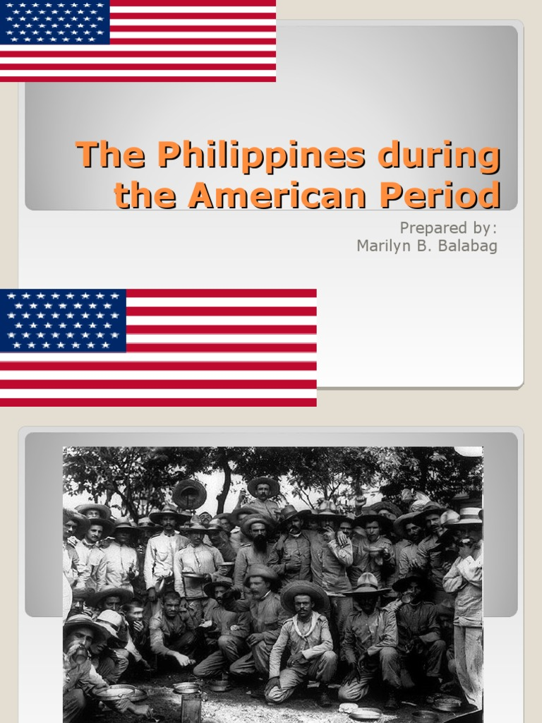 reaction on american period in the philippines Within a 24-hour period 3,000 filipinos were dead the americans were  remarkably well-prepared for the outbreak of hostilities reports vary.