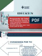 Presentación Doc Tic 1