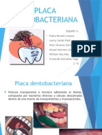 Placa Dentobacteriana