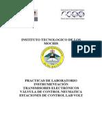 Practicas de Instrumentacion 2015