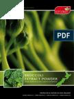 Claridges Broccoli Research