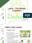 Dabur's Acquisition of Balsara by Tripti n Group