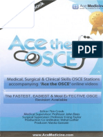 Ace the OSCE Handbook
