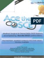 Ace the OSCE Handbook
