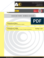 KOBLA Gasoline Pumps Catalog