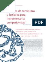 Cadenas de Suministro y Logistica Para Incrementar La Competitividad (1)