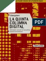 Andoni Alonso - Cibergolem La Quinta Columna Digital