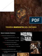 Teoría Marxista del Estado