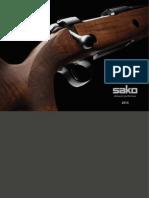 Sako Rifles 2015
