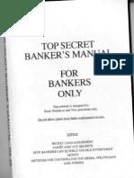 Secret Banker Manual