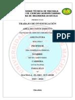 Biologia Glucolisis y Fermentación