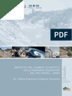 Impacto Del Cambio Climatico en La Margen Izquierda Del Rio Rimac