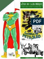 GENIO Fanzine (HQ Quadrinhos)