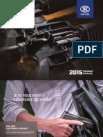 FNH Firearms Catalog 2015