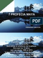 7° rofesia maya