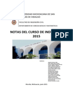 Notas Induccion 2015 Ing. Civil