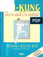 Chi-Kung Para La Salud y La Vitalidad - Wong Kiew Kit