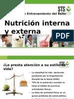 STS Nutricion Interna y Externa