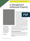 StrategicManagement IP