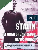 Stalin El Gran Organizador de Victorias