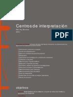 Centros de Interpretación